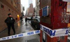 Ņujorkā pie Centrālparka ar šāvienu galvā nogalina cilvēku