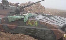 Video: Ukrainas armija Debaļcevas frontes ierakumos