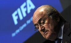 FIFA prezidents apstiprina, ka 2022. gada Pasaules kauss Katarā notiks novembrī