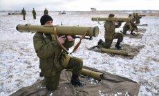 Kopš kara sākuma Austrumukrainā krituši 2197 ukraiņu karavīri