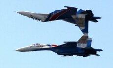 Krievu lidmašīna apdraudējusi 'Estonian Air' reisu pār Baltijas jūru