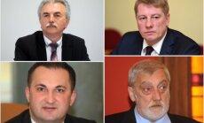 Deklarācijas 2017: Mirskis darbojies poēzijas klubā; Dolgopolovs uzkrājis 200 000 eiro