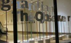 Lielbritānijas valdība piespiedusi avīzi 'The Guardian' iznīcināt no Snoudena iegūtos failus
