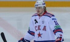 Виктор Тихонов вернулся домой после провального сезона в НХЛ