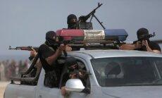 Palestīniešu valdībai ir jāatzīst Izraēla un jāatbruņo 'Hamas', uzskata ASV