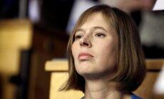 Eksperts: Jaunievēlētā Igaunijas prezidente vēlēsies atšķirties no Ilvesa