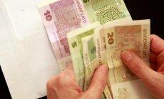 Pēdējo mēnesi vēl latus bez maksas var apmainīt bankās