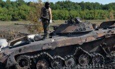 Austrumukrainā sagūstīts teroristu rindās karojis ES pilsonis