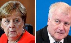 SPD vajag vairāk laika Merkeles un Zēhofera vienošanās apdomāšanai
