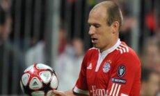 'Bayern' pussargs Robens: mēs bijām pelnījuši šo uzvaru