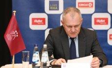 Basketbola skandāls: LBS jautājumu skatīs slēgtā sēdē bez Jučmaņa klātbūtnes
