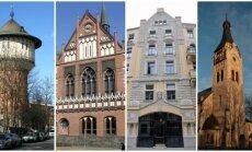 Rīgas arhitektūras meistars. Piecas svarīgas jubilāra Vilhelma Bokslafa projektētās ēkas