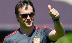 Сборная Испании уволила тренера за сутки до начала ЧМ-2018