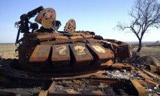 Medijs: Krievija Donbasā zaudējusi tikpat karavīru, cik ASV 12 gadu laikā Irākā