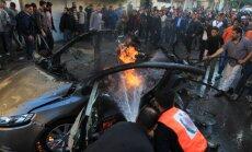 Izraēlas gaisa triecienā nogalināts 'Hamas' militārā spārna vadītājs