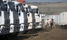 Kijeva var uzbrukt 'humānajam konvojam', nobažījusies Maskava