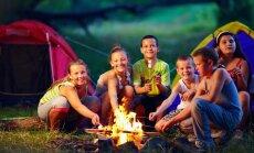 Bērnu vasaras nometnēs mēneša laikā konstatēti maznozīmīgi pārkāpumi