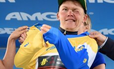 Par Latvijas gada labāko riteņbraucēju līdzjutēju balsojumā atzīts Skujiņš