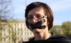 """Активисты """"Конгресса неграждан"""" устроили """"минуту молчания"""""""