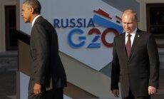 ASV nosaka sankcijas Krievijas amatpersonām