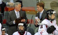 Jaunais Latvijas hokeja izlases treneris: kādam jau tas darbs jādara