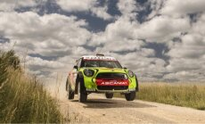 WRC Polijas rallija laikā arestē vienu no dalībniekiem