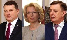 Какую зарплату в следующем году получат высшие чины Латвии