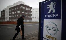 Franču autoražotājs pabeidz 'Opel' markas pārņemšanu