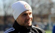 Latvijas futbola izlase Verpakovska atvadu spēlē sasniedz Baltijas kausa finālu