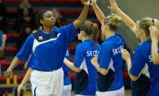 'Cēsis' triumfē Latvijas - Igaunijas sieviešu basketbola čempionātā