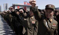 Ziemeļkoreja izvirza priekšnosacījumus sarunu sākšanai