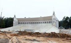 Mežaparka estrādes pārbūve sadārdzinājusies par 200 000 eiro