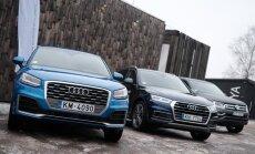'VW Grupai' aizvadītais gads Baltijā bijis otrs veiksmīgākais vēsturē