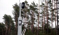 Saeima atbalsta grozījumus nesamaksāto fotoradaru sodus šoferiem sūtīt elektroniski