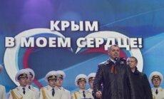 Krimas līderis ieradies Indijā meklēt biznesa partnerus