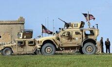 Конгресс США запретил Вашингтону помогать властям Сирии