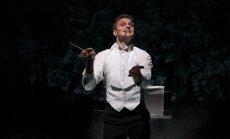 Izrādes apskats: Fašionistu orķestris. 'Doriana Greja portrets' Dailes teātrī