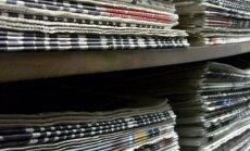 Laikrakstu imitācija pašvaldībās: komisija un iesaistītie vienojas par kompromisu