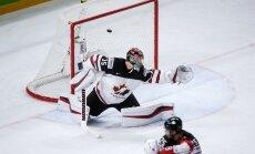 Video: Šveices hokejisti šokē pašpārliecināto Kanādu