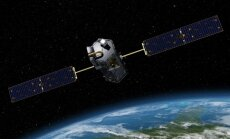 Virs ASV uzsprāgst Krievijas izlūkdienestu satelīts