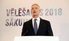'Vienotība' par spējīgāko premjera amata kandidātu uzskatot Kariņu