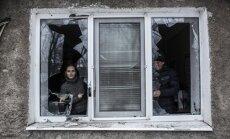 Donbasā notiek 'visai pasaulei domāta izrāde', stāsta kaujinieku rindās pabijis latvietis
