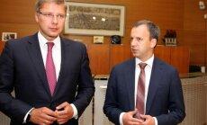 Ušakovs pēc tikšanās ar Krievijas vicepremjeru saredz nelielu cerību 'sankciju jautājumā'