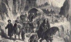Atskats vēsturē: pirms 151 gada čerkesus padzina no viņu zemes