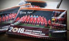 Latvijas sieviešu futbolam būs savs patrons