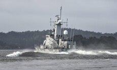 Zviedrijai ir pārliecinoši pierādījumi par ārvalstu kuģa atrašanos Stokholmas arhipelāgā oktobrī