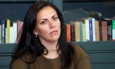 'Moneyval' ziņojums negatīvi ietekmē Latvijas reputāciju, bet tā tiks atjaunota, pārliecināta Znotiņa