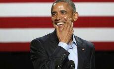 Tramps neko daudz nezina par ārpolitiku, brīdina Obama