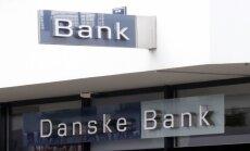 Saistībā ar naudas atmazgāšanu Igaunijas filiālē atkāpjas 'Danske Bank' vadītājs