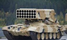 EDSO Ukrainā pamana Krievijas nāvējošo 'elles mašīnu' 'Buratino'
